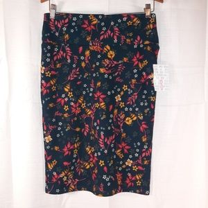 Lularoe Cassie NWT size S floral print